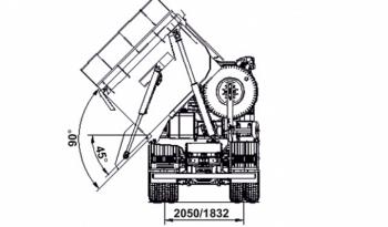 KAMAZ-65801-68 (T5) full