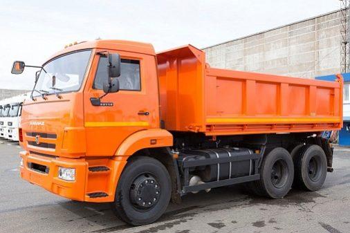 KAMAZ-65115-48 (А5) full