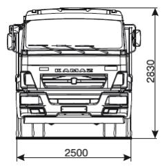 KAMAZ-43255-69 (G5) full