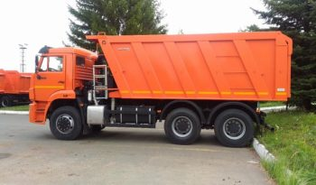 KAMAZ-6520-49 (B5) full