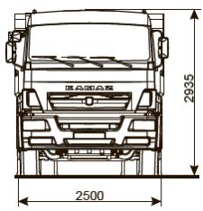 KAMAZ-53605-48 (А5) full