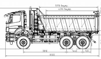 KAMAZ-65802-153001-87(S5) full