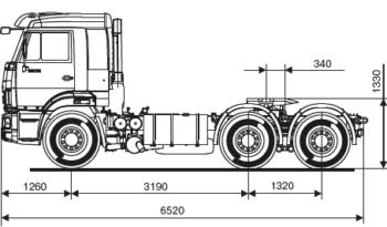 KAMAZ-65116-48 (A5) full