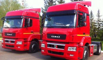 KAMAZ-5490-87 (S5) full