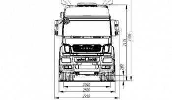 KAMAZ-65209-87 (S5) full