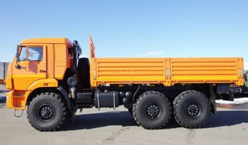 KAMAZ-5350-66 (D5) full