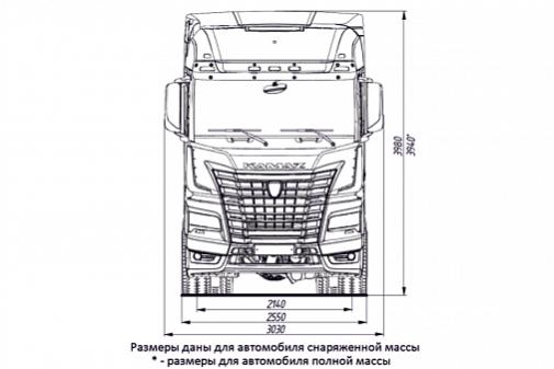 KAMAZ-54901-92 full