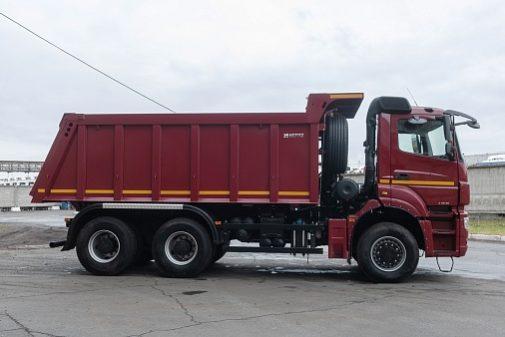 KAMAZ-6520-21010-53 «ЛЮКС» full