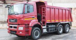 KAMAZ-6520-001-49 (B5) «ЛЮКС»